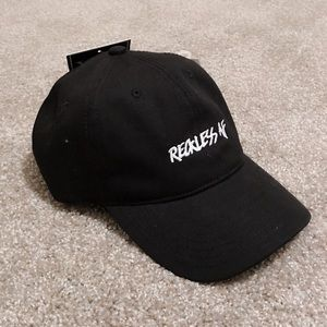 reputable site 72a3b 9dd10 Young   Reckless Accessories - NWT  28 Reckless AF baseball cap casual hat  OSFA